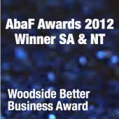 WoodsideBetterBusinessAward-SANT